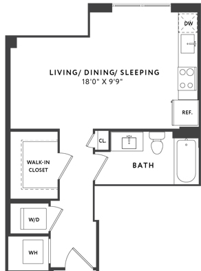 LUXURY STUDIO APARTMENTS