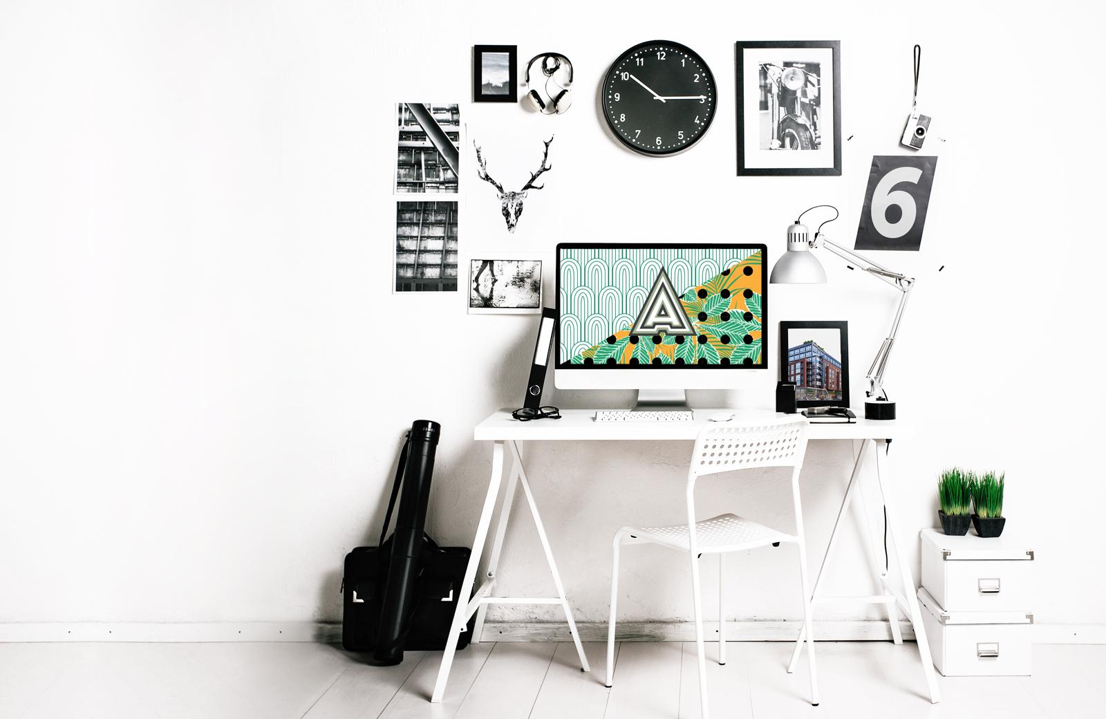 apollo floorplans desk