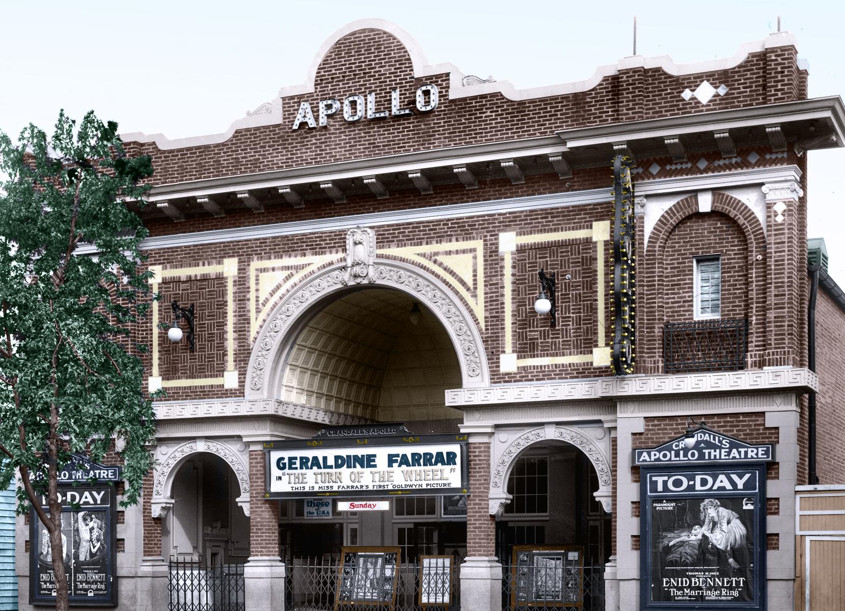 The Apollo Theater H Street