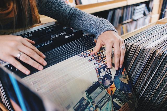vinyl recording