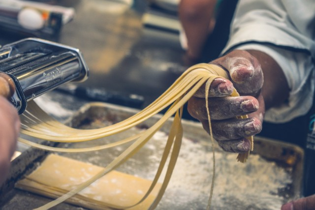 thumbnail image for blog Hone Your Pasta-Making Skills at at Via Umbria's Cooking Class