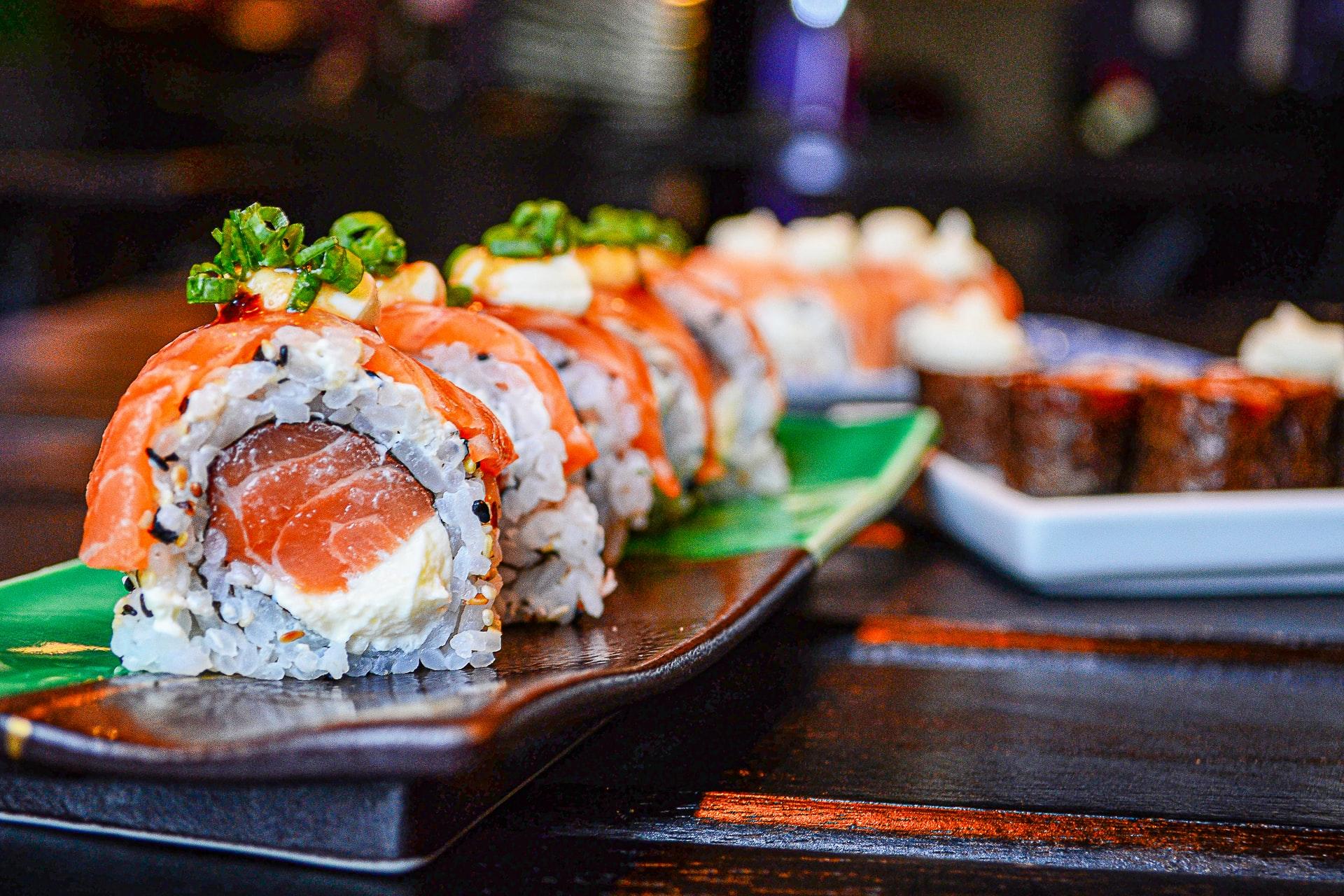 thumbnail image for blog Don't Miss the Hawaiian Roll at Khin's Sushi