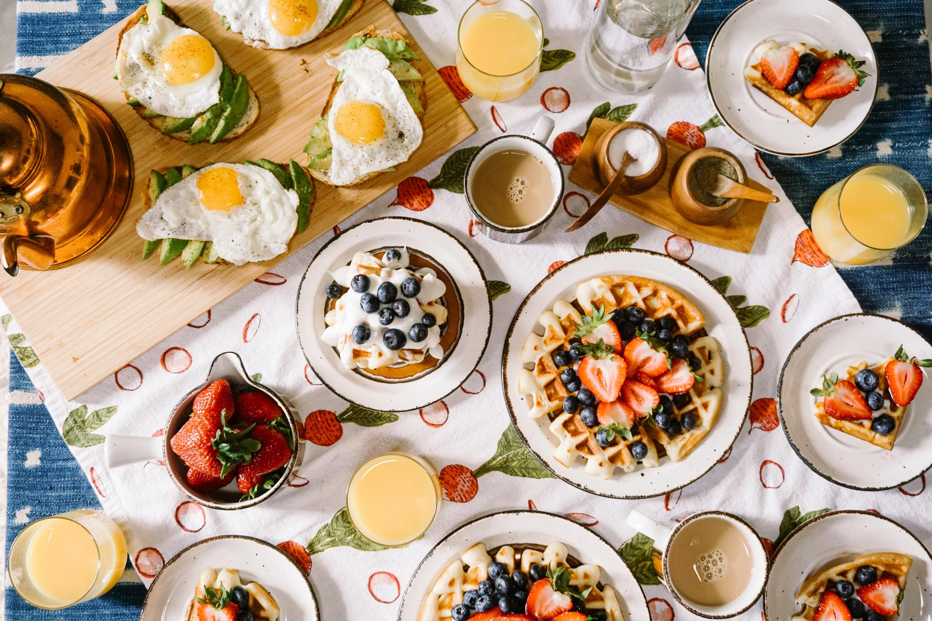 thumbnail image for blog Unconventional Brunch Recipes to Whip Up This Father's Day